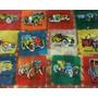 Figuritas Plasticas Album Chavo-cachilas Ant.-12 Dif.años 70