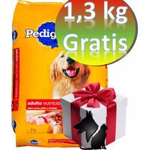 *** Promo Pedigree Adulto 21kg + Envios + Snacks***