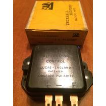 Regulador De Voltaje Alternador 12v Lucas Ingles