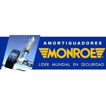 4 Amortiguadores Monroe Para Vw Gol, Colocados