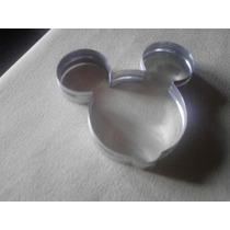 Molde Cortante Mickey,minnie,souvenirs,qño,nena,bautismo,bab