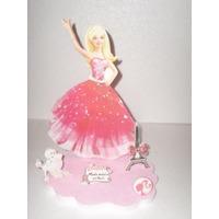 Centros De Mesa Barbie En Pariz