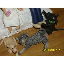 Mascotas En Porcelana Fría Para Decorar Tu Torta