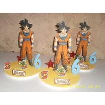 Centros De Mesa De Goku De 25cm