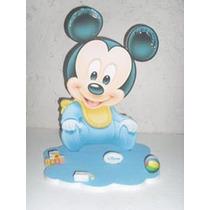 Centros De Mesa De Mickey Bebe De 25cm