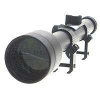Mira Telescopica 4x28 Especial Para Chumberas Y Rifles 22