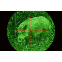 Mira Telescopica Vision Nocturna Infrarojo.