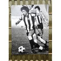 Antigua Foto De Jugador De Peñarol Venancio Ramos 1982.