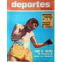Revista Deportes 1970 No.122 Defensor Luis Reyes