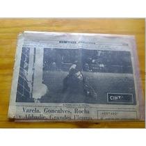 Diario El Pais, Peñarol Campeon Intercontinental 1966