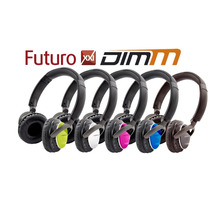 Auricular Xion Bateria Fm Micro Sd Colores Dimmfuturoxxi