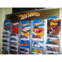 Exhibidor Vitrina Para 110 Hot Wheels Matchbox Majorette