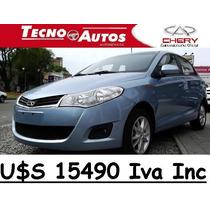 Chery Fulwin Sedan-ahora U$s 15.490-100% Financiado-permuto