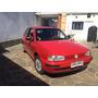 Volkswagen Gol Gli Motor 1.6 Rojo Nafta 1995 3 Puertas