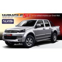 Great Wall Wingle 5 Europea 0km 4x2 Doble Cabina Nafta