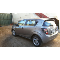 Chevrolet Sonic Ltz Hatch 2012