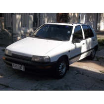 Daihatsu Charade Nafta 1993 1.0 Impecable O Permuto