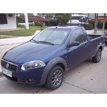 Vendo O Permuto X Menor Valor Fiat Strada 1.4