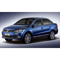 Volkswagen Gol Sedan 0km (50%cont / 50% S/int)