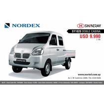 Camioneta Shineray / Doble Cabina