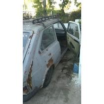 Fiat 147 Nafta, Motor 1050 Cc