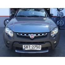 Fiat Adventure Doble Cabina Excelente Estado! Igual A Nueva