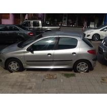 Vendo Urgente Peugeot 206, Automático, Francés