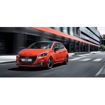 Peugeot New 208 Active 1.2 0 Km Increible!!!