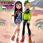Monster High Cleo & Deuce - Boo York + Regalos + Envío
