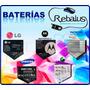 Batería Lg Lgip-470a Gd330 Ke970 Kf600 Ku970 Me970