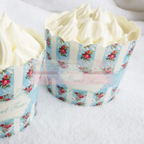 Wrappers Rígidos Chaby Chic Celestes Chicos X6us Atina Uy