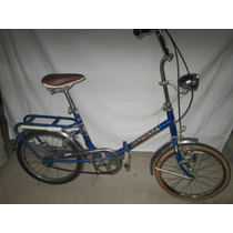 Bicicleta Ondina Super Impecable Ideal Coleccion O Uso