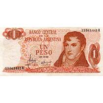 Republica Argentina 1 Peso Serie A