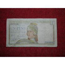 1 Peso De 1930 Uruguay Estado Vf+ Excelentes Colores