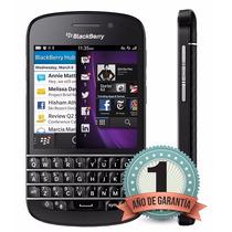 Blackberry Q10 Antel 4g/lte 6 Cuotas S/recargo Gtía 1 Año Tz