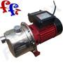 Electro Bomba De Agua Centrifuga Autocebante 1hp Italiana