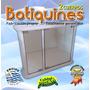 Botiquin-espejo Mediano 2 Cuerpos Para Baño