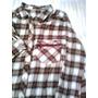Camisa Talle L - Bolsillo Con Cierre - Tela