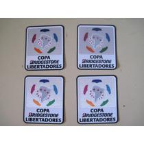 Parches Libertadores 2013-14 100% Originales $ 490 La Unidad