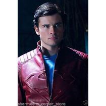 Campera De Cuero 100% Original Serie Smallville