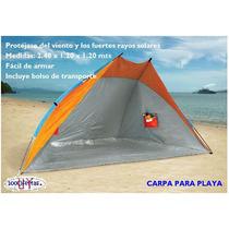 Carpas Para Playa Nuevas - Protejase De Los Rayos Solares