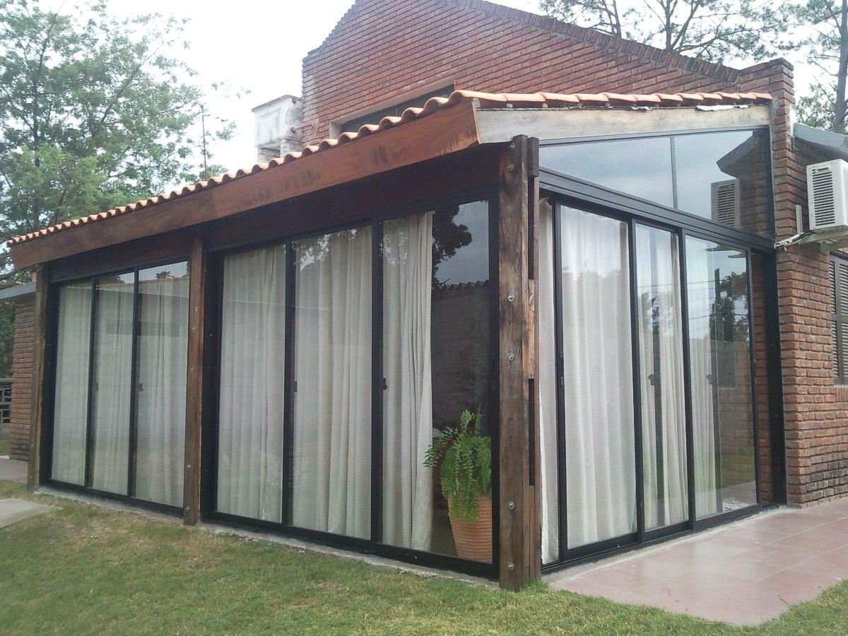 Carpinteria de aluminio cerramientos ventanas mamparas - Cerramientos terrazas aluminio ...