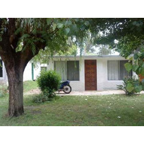 Alquilo Casa En Balneario Santa Ana. 096625427-095344507