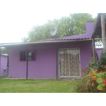 Casa Alquiler 6 Personas U$s 45 Barra Del Chuy/chui Alvorada