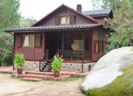 Casas prefabricadas madera cabanas americanas - Cabanas casas prefabricadas ...
