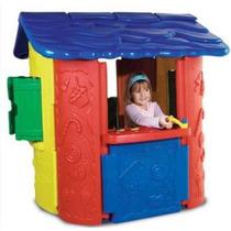 Casa De Jardin Bandeirantes - Casita Juegos Niños Exterior