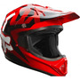 Casco Fox Vf1 Moto Cross Enduro Trial - Albanes