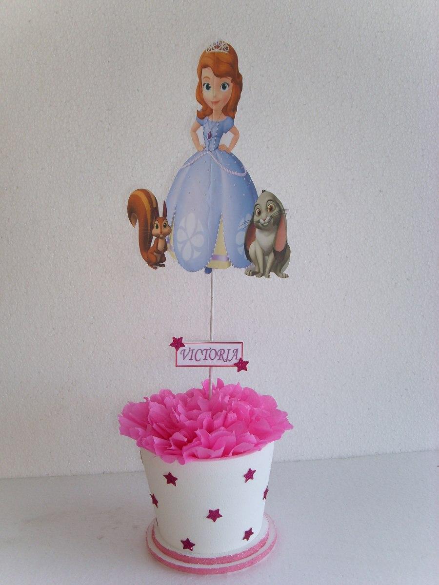 Recuerdos centros de mesa pi ata lamparas princesa sofia - Lamparas de mesita ...