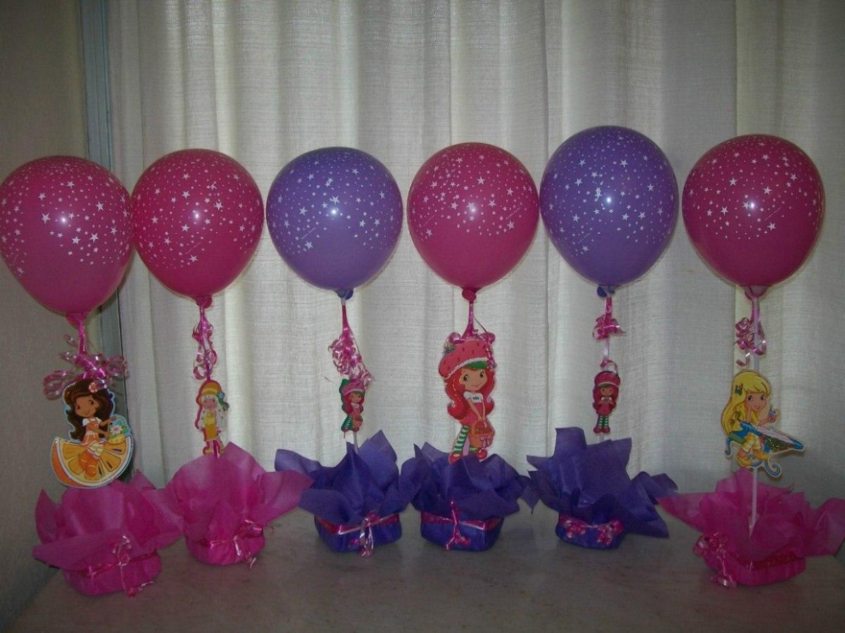 Centros de mesa infantiles con globos imagui - Centros de mesa con globos ...