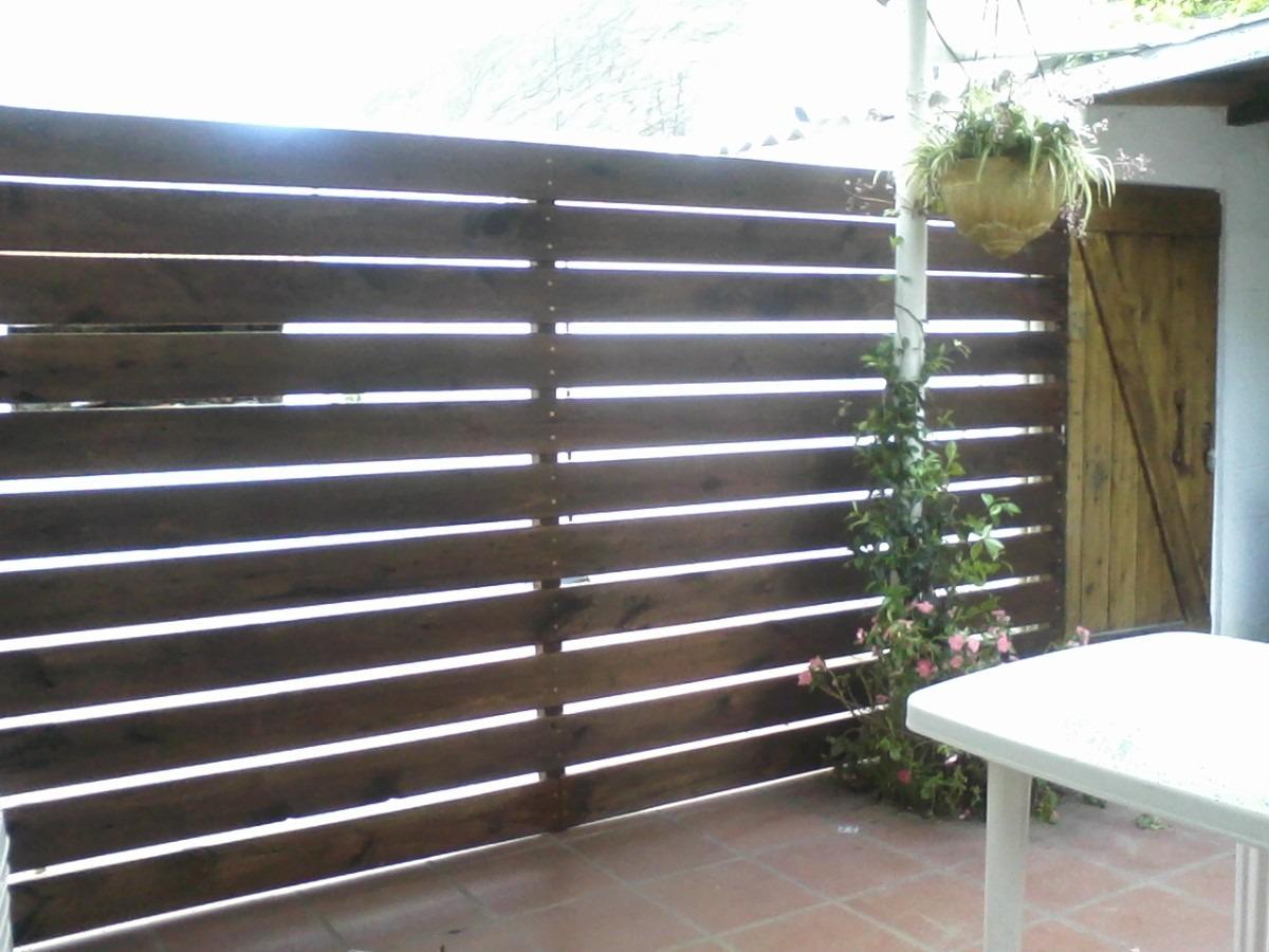 Top cercas de madera para jardin wallpapers for Balancines de madera para jardin